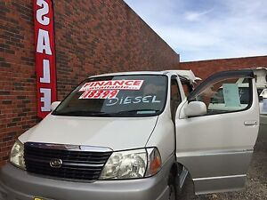 Toyota Hiace Granvia Diesel Turbo with RWC, One year Registration Oakleigh Monash Area Preview