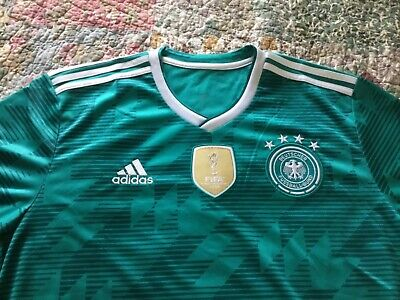 9eac6e5d7 German National 2018 away soccer