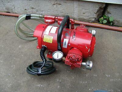 Gast Core Drill Rig Vacuum Pump For Milwaukee Dewalt 120v