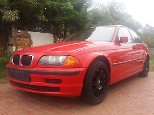 bmw 318i wrecking Willetton Canning Area Preview