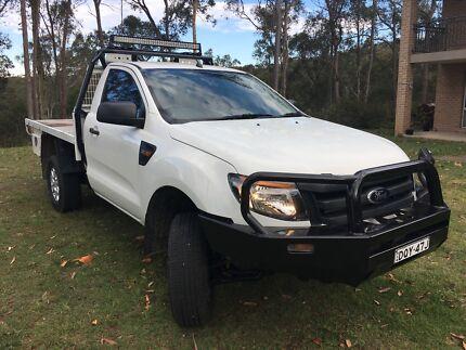 Ford Ranger PX 3.2lt 4x4 Ute