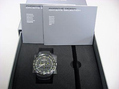 Porsche Design Watch Limited Edition Chronograph 918 Spyder WAP0700810D