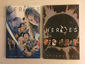 Heroes graphic novel comic ( vol 1 and 2)