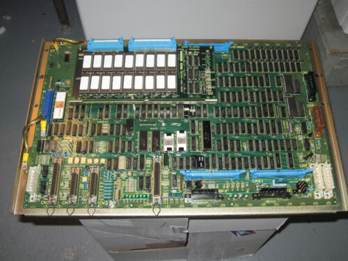 Reconditioned Fanuc Master Board ( A16b-1000-0200 ) With ( A20b-1001-0640 ) Mmc