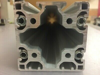 Item 8080 Aluminum Extrusion 8020 Profile 8 80x80 2n Light Open 6 Slot T-slot