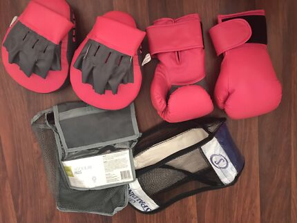 Boxing Pads and Mits