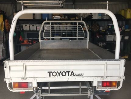 Genuine Toyota Steel Tray