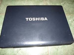 toshiba  satellite a200 system unit laptop   not working Canley Vale Fairfield Area Preview