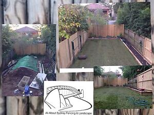 AA Sydney fencing and landscape Blacktown Blacktown Area Preview