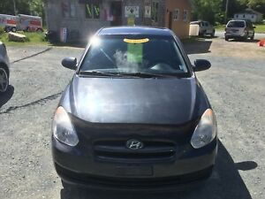 2008 HYUNDAI ACCENT LOW MILEAGE NEW MVI