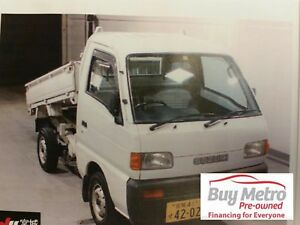 1995 Suzuki Carry 600