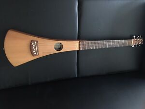 All original first generation Martin Backpacker acoustic guitar