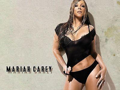 Mariah Carey Unsigned 8x10 Photo (2)