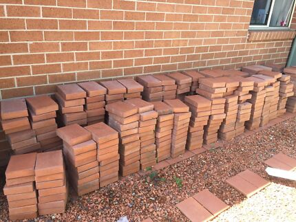 Concrete pavers for sale 410 in total NEGOTIABLE Edgeworth Lake Macquarie Area Preview