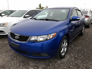 2010 Kia Forte 2.0L EX BLUETOOTH, CRUISE, HEATED SEATS, ALLOYS