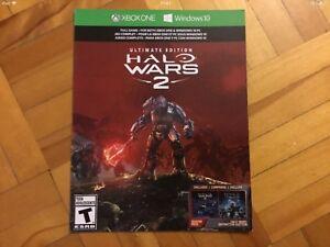 Halo Wars 2 ultimate edition ( Halo Wars  1&2, passe de saison )