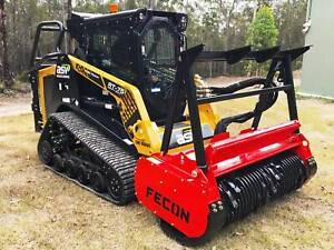 2018 FECON BH74 SKID STEER MULCHER (EX-DEMO) – ONLY 3 HOURS Beresfield Newcastle Area Preview
