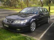 2002 Saab 9-5 Turbo low km great condition. Safety and luxury. Montmorency Banyule Area Preview