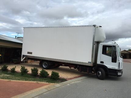 Furniture Removals. Large Truck Canning Vale Canning Area Preview