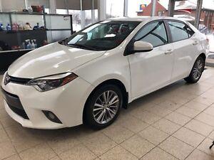 2015 Toyota Corolla LE *BLUETOOTH, TOIT OUVRANT*