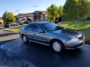 2001 Ford Falcon Fairmont 10 months rego St Helens Park Campbelltown Area Preview