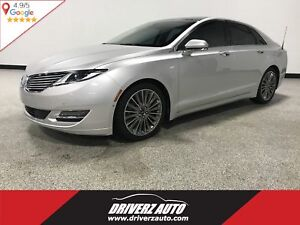 2013 Lincoln MKZ AWD, REMOTE START, HEATED STEERING WHEEL
