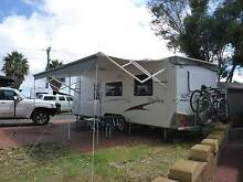 FAMILY JAYCO STERLING CARAVAN FOR SALE Abbey Busselton Area Preview