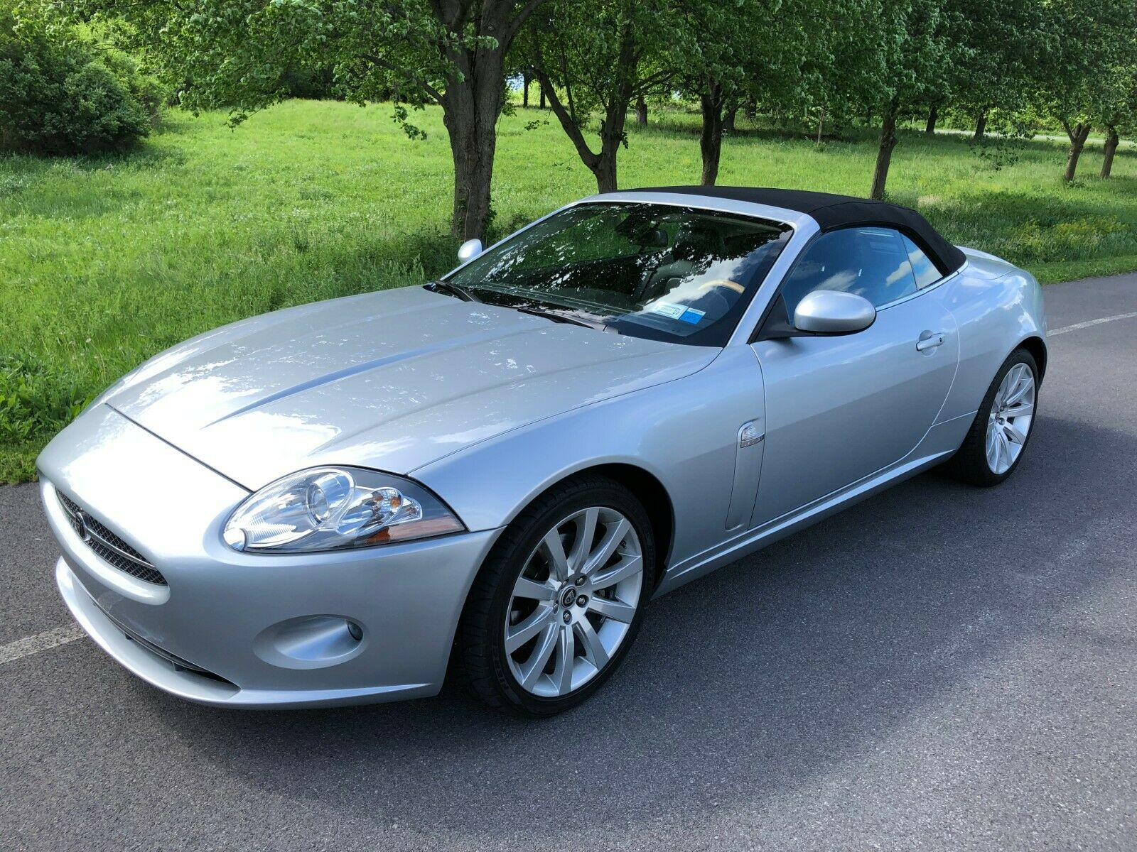 2007 Jaguar Xk Convertible 41k Miles
