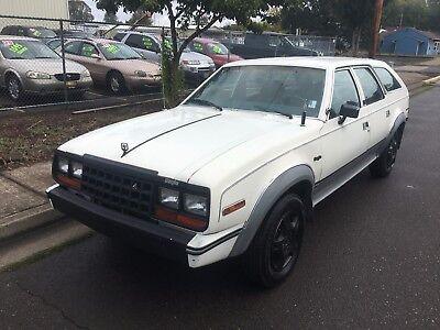 1984 Amc Eagle  1984 Amc American Motors Eagle  110K