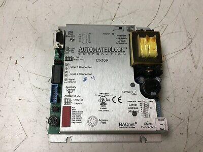 Automated Logic Corp Uni59 Bacnet Network Interface Control Module