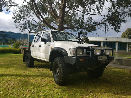 97 toyota hilux turbo diesel 4x4