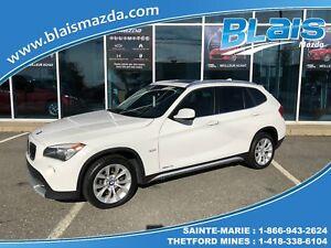 2012 BMW X1 X-DRIVE