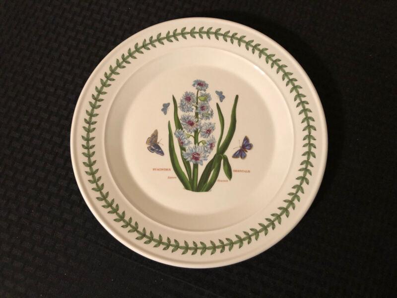 "Portmeirion The Botanic Garden Hyacinthus Orientalis Serving Platter 12.5"""