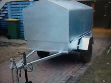 box trailer with removable canopy North Ward Townsville City Preview
