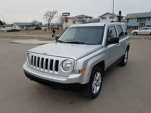 2011 Jeep Patriot 4x4 North Edition only $9000