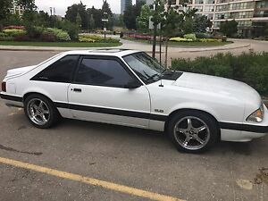 1989 Ford Mustang LT