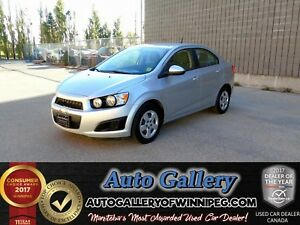 2014 Chevrolet Sonic LS *Low Kms!