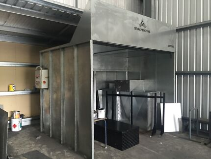 NEW Open Spray Booth. MN 3 series. Mount Barker Mount Barker Area Preview