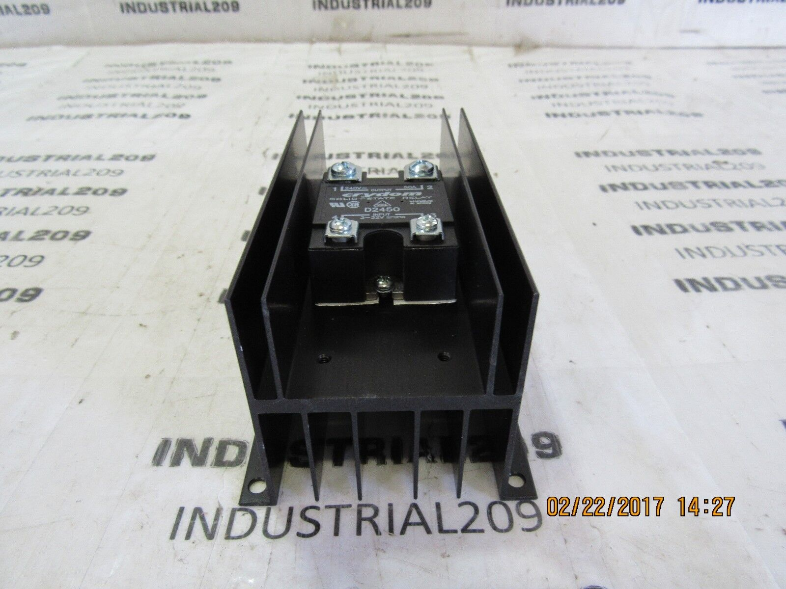 Crydom D2450 Solid State Relay New In Box 3749 Picclick Watlow 2 Of 10