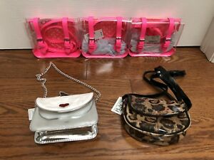 Brand new Girls purses + headbands giftable