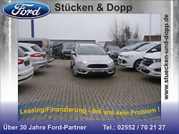 Ford Focus Turnier 1.0 EcoBoost Business+Navi+Winter+