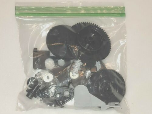 Evolis Badgy200 ID Card Printer Full Gear Set Replacement Assembly Parts