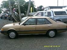 1982 Mitsubishi Sigma Sedan Clunes Lismore Area Preview