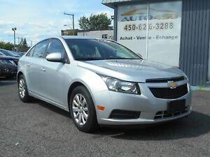 Chevrolet Cruze LT 2011 ***AIR CLIMATISE,BAS KILO,GROUPE ELECTRI