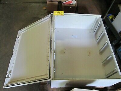 Iboco Fiberglass Enclosure Ip66 Ik10 Vtr01-02-03-04-05-06-07 41x31x12 Deepnew
