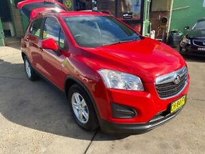 2016 Holden Trax LS Automatic SUV  - Cheap Roselands Canterbury Area Preview