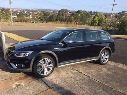 2016 Volkswagen Passat alltrack tdi wagon 4x4 Lambton Newcastle Area Preview