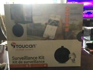 Brand new in packaging Toucan Security