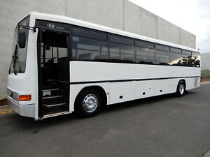 1992 Hino PMC 160 Bus Bell Park Geelong City Preview