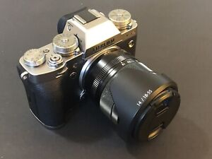 Like new Fuji X-T3 with Fujinon 18-55mm 2.8 R LM OIS Lens